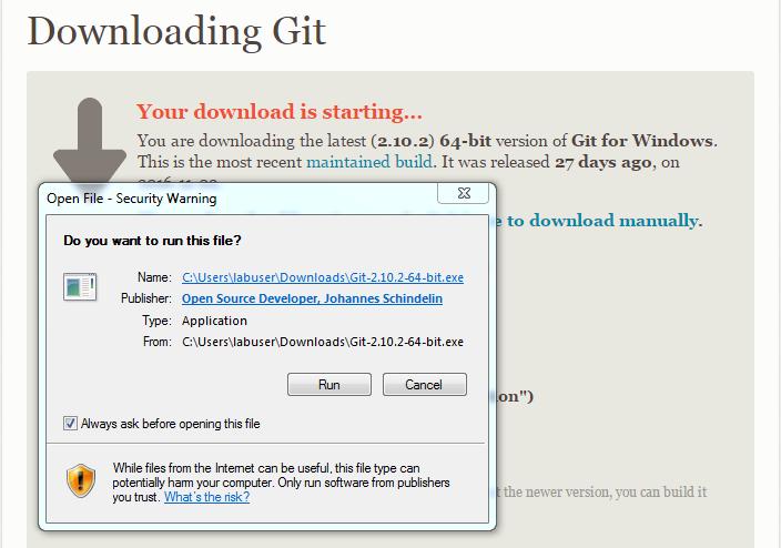 Git Version Control Scta 1 0 Documentation